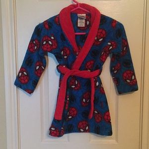 Spider-Man robe